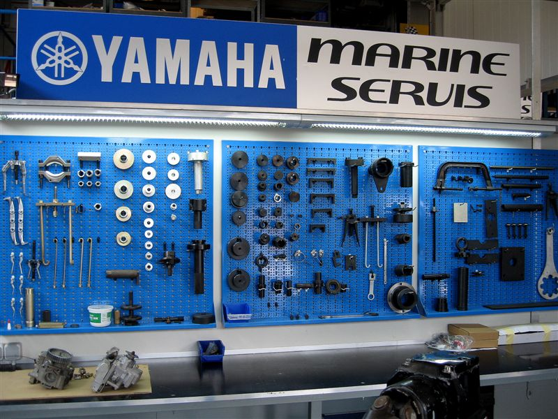 Servis i održavanje brodskih i vanbrodskih motora