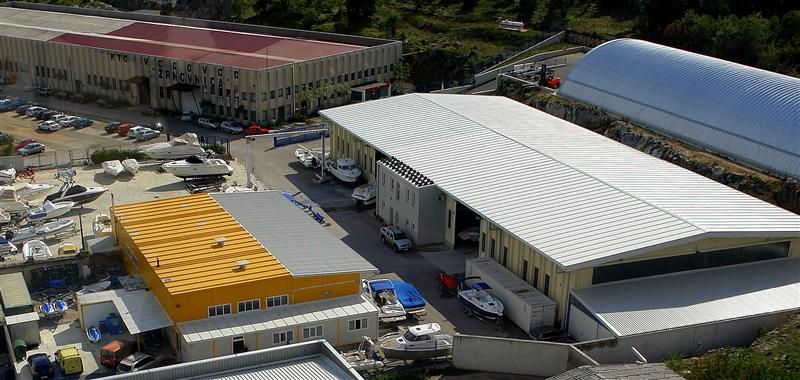 Servis u industrijskoj zoni