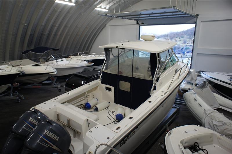 Winterlager für Boote und Yachten