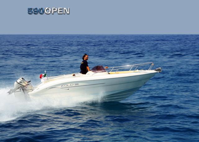 EOLO 590 OPEN